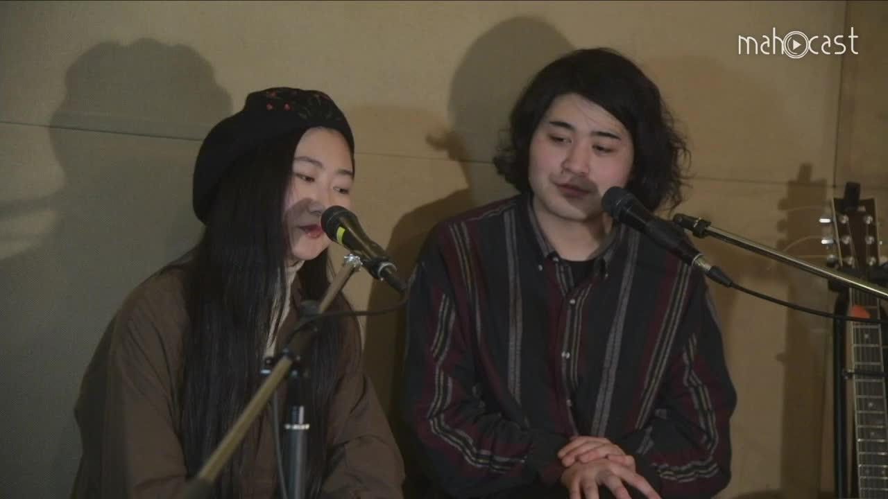 マホライブ&トーク in Majestic Studio 20190227