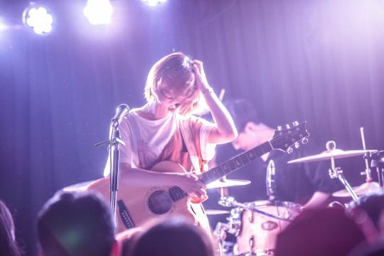 坂田穂乃花:Fake heroine LIVE VIDEO 20190817 車道LINK
