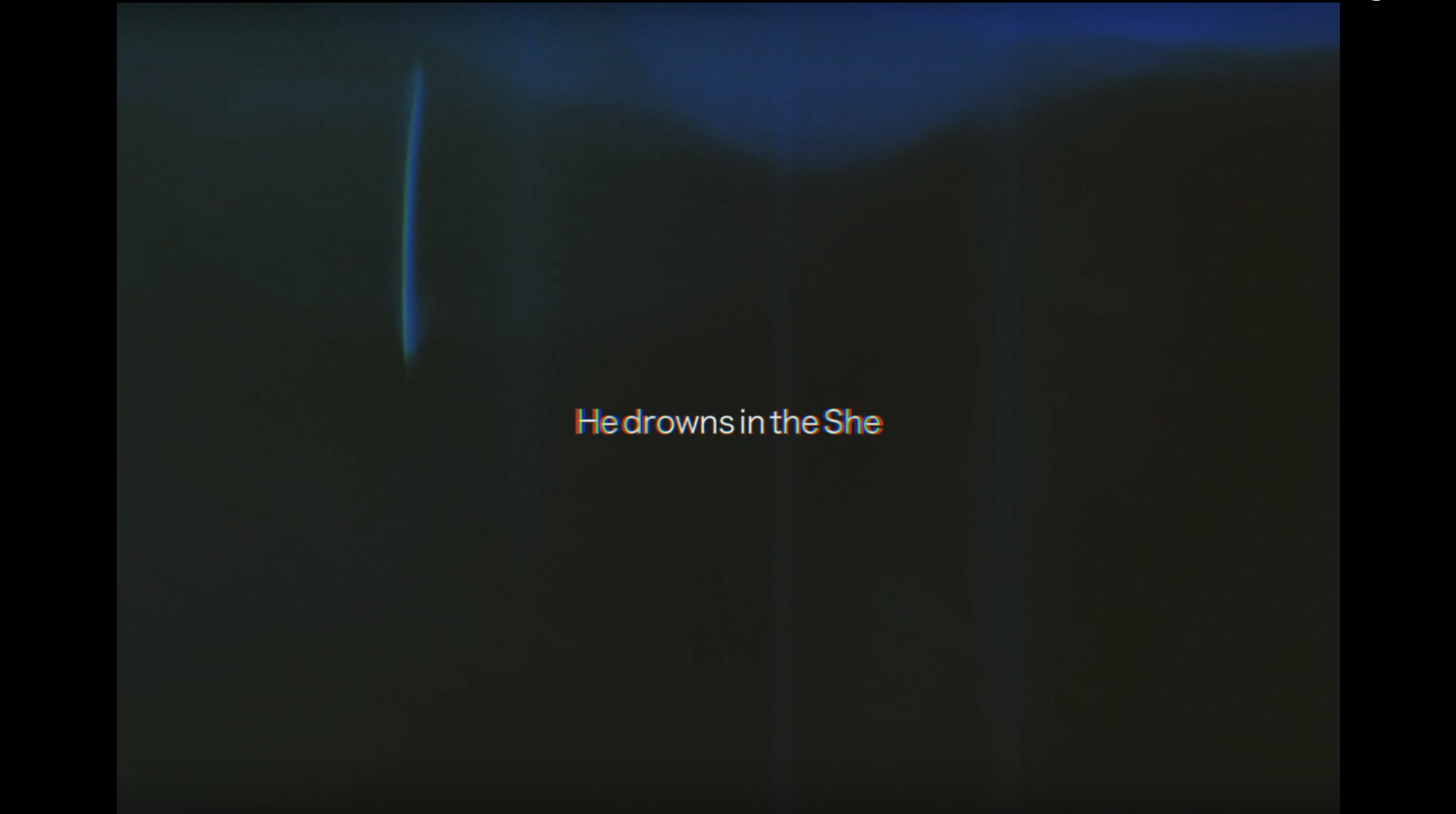 Blume popo 「He drowns in the She」