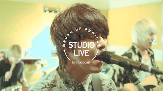 MASHBROWN第4回スタジオライブ