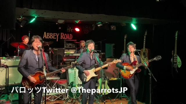 ABBEY ROAD Tokyo - The Streaming The Parrots