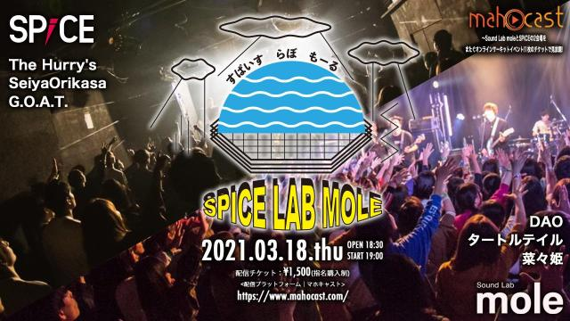SPiCE Lab mole #2/会場:札幌SPiCE